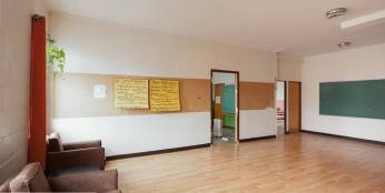 Second Floor Main Classroom